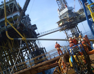 Offshore Pipeline Project in Singapore - Project