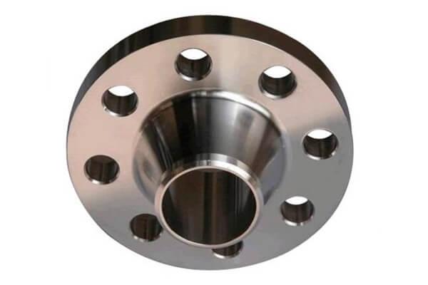 ANSI B16.5 ASTM A182 F51 Welded Neck Flange DN200 SCH 80