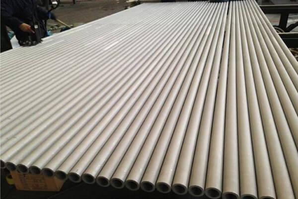 ASTM A790 UNS32750 GR2507 Seamless Pipe DN100 SCH160S