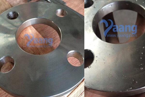 ASME B16.5 A182 2507 Plate Flange DN50 Class 150