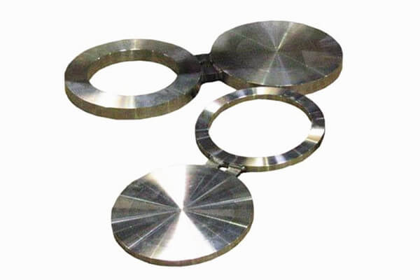"Alloy 20 Spectacle Blind Flange ½"" to 48″"