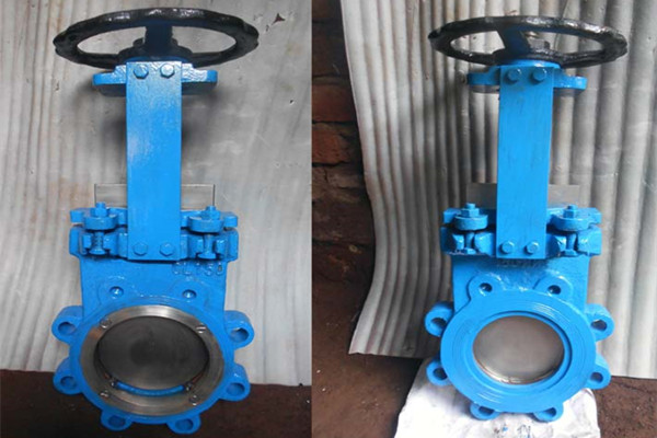 Knowledge of knife gate valve