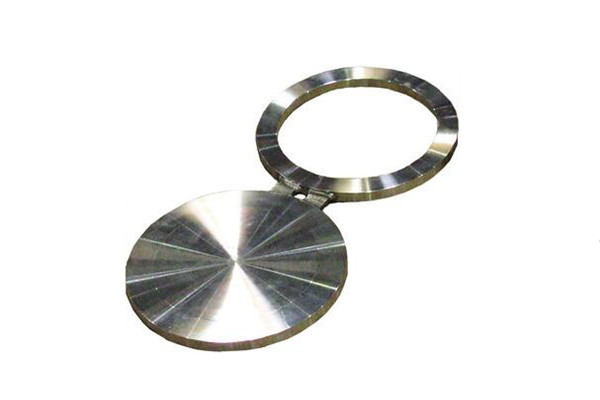 ASTM B366 UNS N06022 Spectacle Blind Flange