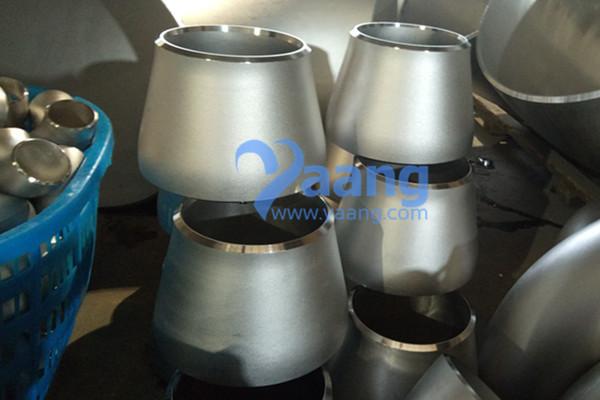 ASME B16.9 ASTM A403 WP304L Seamless Concentric Reducer DN100 – DN50 SCH40
