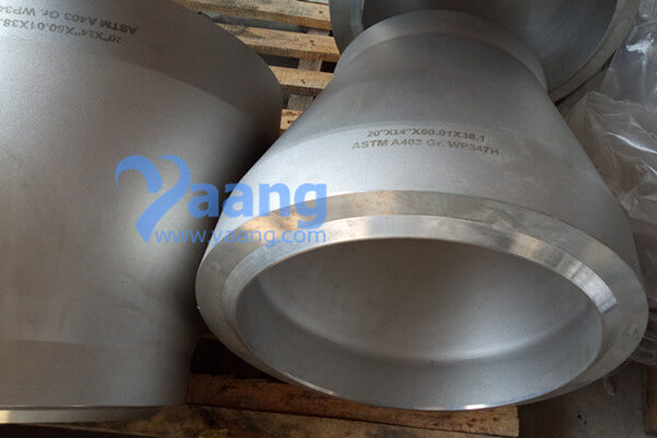 ASME B16.9 ASTM A403 WP347H Seamless Concentric Reducer 20″-14″ XXS