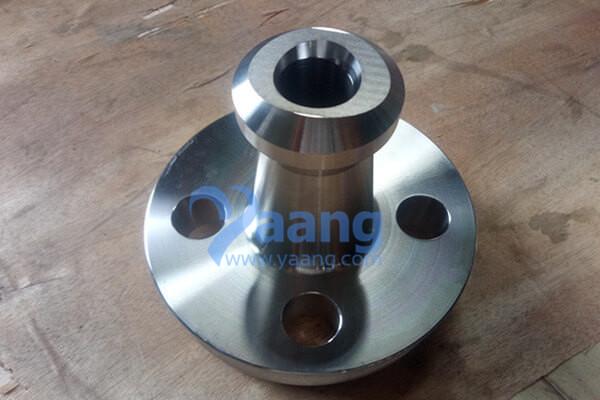 ANSI B16.5 ASTM A182 2205 Nipoflange RTJ 4″ X 3/4″ SCH80S 2500#