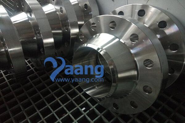 ANSI B16.5 ASTM B564 Nickel 200/201 WNRF Flange 8″ SCH80S Class 600