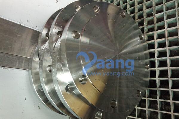 ASME B16.5 ASTM A182 UNS S31603 Blind Flange RF 8″ CL150