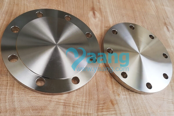 ASME B16.5 A182 Stainless Steel Type 321 Blind Flange RF 6″ CL150