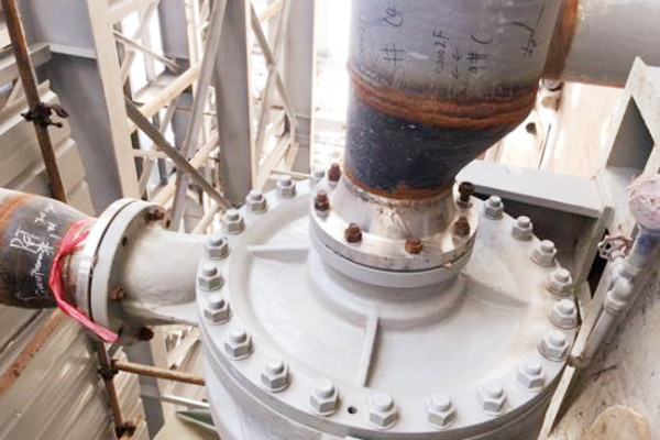 Whether the eccentric reducer at the inlet of centrifugal pump is installed on the top or bottom